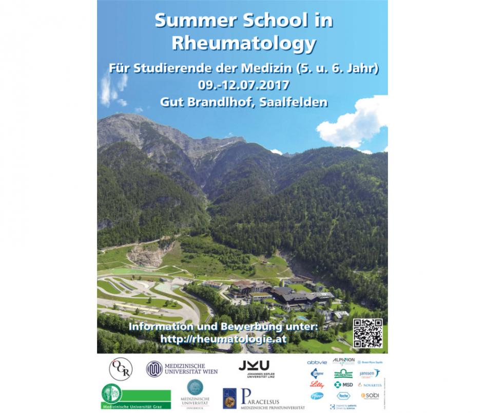 Summer Scool of Rheumatology